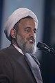 سخنرانی علیرضا پناهیان در جمع هیئت های مذهبی در قصر شیرین به مناسبت بیست و دوم بهمن ماه Alireza Panahian 39.jpg
