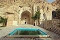 مجموعه تاریخی دروازه شیراز از جاذبه های گردشگری ایران Qur'an Gate 07.jpg
