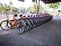 จักรยานรอคนมานำไปปั่นชมอุทยาน - panoramio.jpg