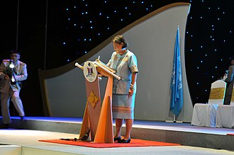 Sirindhorn - Princess Sirindhorn in 2011