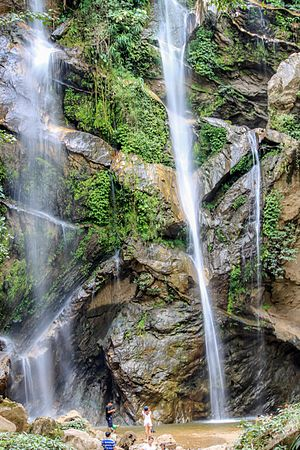 Doi Suthep–Pui National Park - Mok Fa waterfall