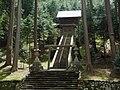 下市町新住 八幡神社 Hachiman-jinja, Atarasumi 2012.4.15 - panoramio.jpg