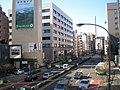 明治通り(渋谷橋より渋谷方面を望む) - panoramio.jpg