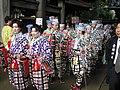 本庄祭り、手古舞さん - panoramio.jpg