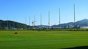Caesars Golf Macau - Image: 東方Oriental Golf Club panoramio