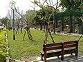 由民族里公園北側看公園全區20100221.JPG