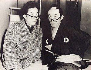 三木のり平's relation image