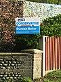 -2019-12-05 Election sign board, Mundesley Road, Trimingham.JPG