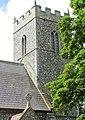 -2020-06-09 Bell tower, Saint Andrew parish Church, Metton, Norfolk.JPG