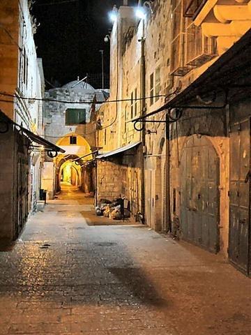 -Jerusalem Old City