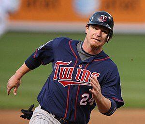 Joe Crede - Crede with the Minnesota Twins
