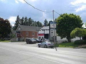 Carlisle, Hamilton, Ontario - Carlisle downtown, Community Hall