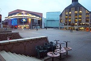 Louvain-la-Neuve - Main Square