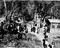 01918 Grand Canyon Historic Sierra Club Camp at Old Mine Site 1949 (6904874007).jpg