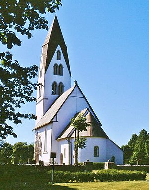 Stånga - Stånga Church