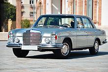Mercedes Benz W108 Wikipedia