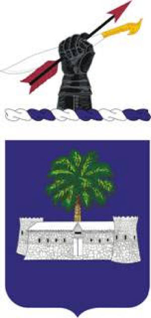 25th Infantry Regiment (United States) - Coat of arms of the 25th Infantry Regiment
