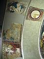 048 Absis de Sant Climent de Taüll, detall amb la mà de Déu i l'anyell pasqual.jpg