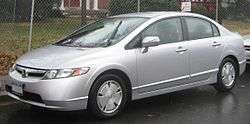 2006-2008 Honda Civic Hybrid (AS)