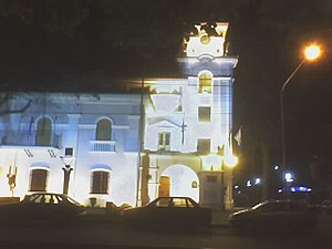 San Martín, Mendoza - City Hall San Martín