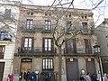085 Casa Trabal i Tauler, pl. Jaume I, 13-15 (Vilafranca del Penedès).jpg