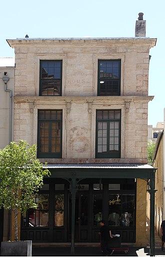 103 George Street, The Rocks - Image: 103 George Street, The Rocks 1