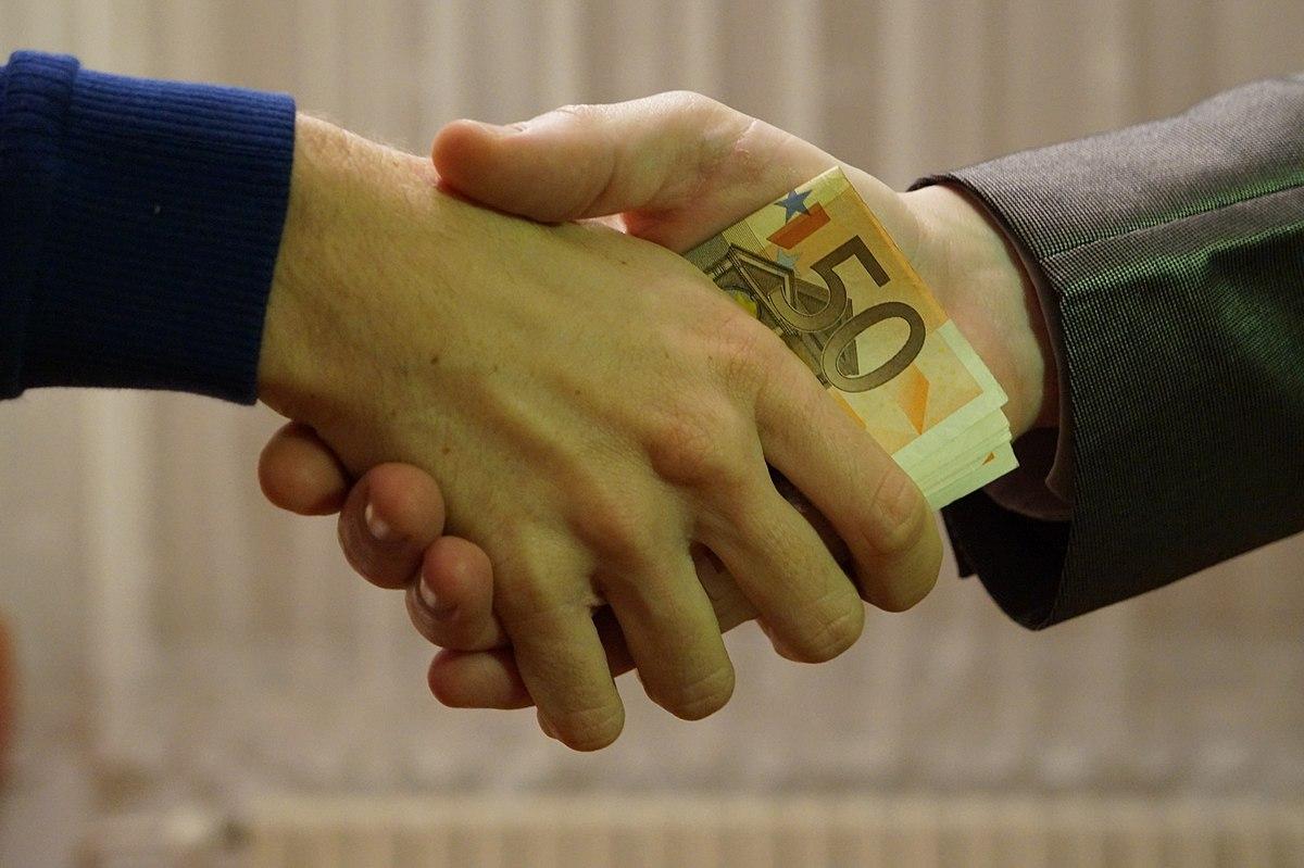 Bribery Wikipedia