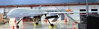 111th Reconnaissance Squadron - 111th Reconnaissance Squadron General Atomics MQ-1B Predator 07-3224