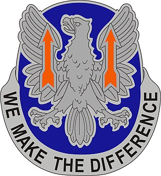 Army Reserve Aviation Command - Image: 11 Avn Cmd DUI