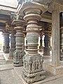12th century Mahadeva temple, Itagi, Karnataka India - 64.jpg