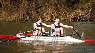 Monmouth Comprehensive School - Rowing club