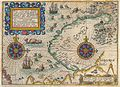 1601 De Bry and de Veer Map of Nova Zembla and the Northeast Passage - Geographicus - NovaZembla-debry-1601.jpg