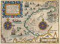 1601 De Bry and de Veer Map of Nova Zembla and the Northeast Passage - Geographicus - NovaZembla-debry-1601.jpg