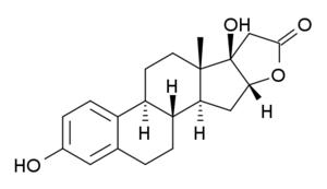 16α-LE2 - Image: 16a LE2 structure
