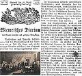 1776 Wiennerisches Diarium o Deklaracji Niepodległości USA.jpg