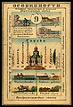 1856. Card from set of geographical cards of the Russian Empire 029.jpg