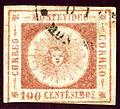 1861 Uruguay 100c Mi16a.jpg