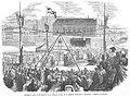 1866-04-29, El Museo Universal, Ceremonia para la colocación de la primera piedra en el edificio destinado a biblioteca y museo nacionales.jpg
