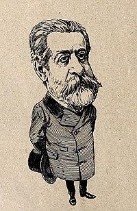 1892-12-04, Blanco y Negro, Los hombres del día, Nuestros médicos (segunda serie), Cilla (cropped) Anastasio García López.jpg