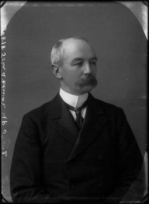 John Dewar, 1st Baron Forteviot - John Dewar, early 1900s