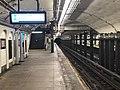 190 St Station downtown arrival display.agr.jpg