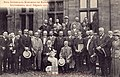 1911 Sepa Universala Kongreso Antverpeno Kuracistoj.jpg