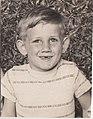 1956 circa Nigel Packham as little boy in England.jpg
