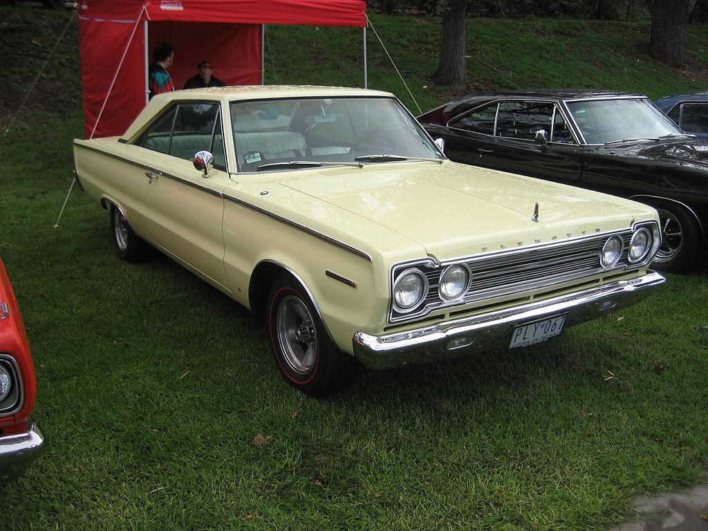 File 1967 Plymouth Belvedere 2 Door Hardtop Jpg
