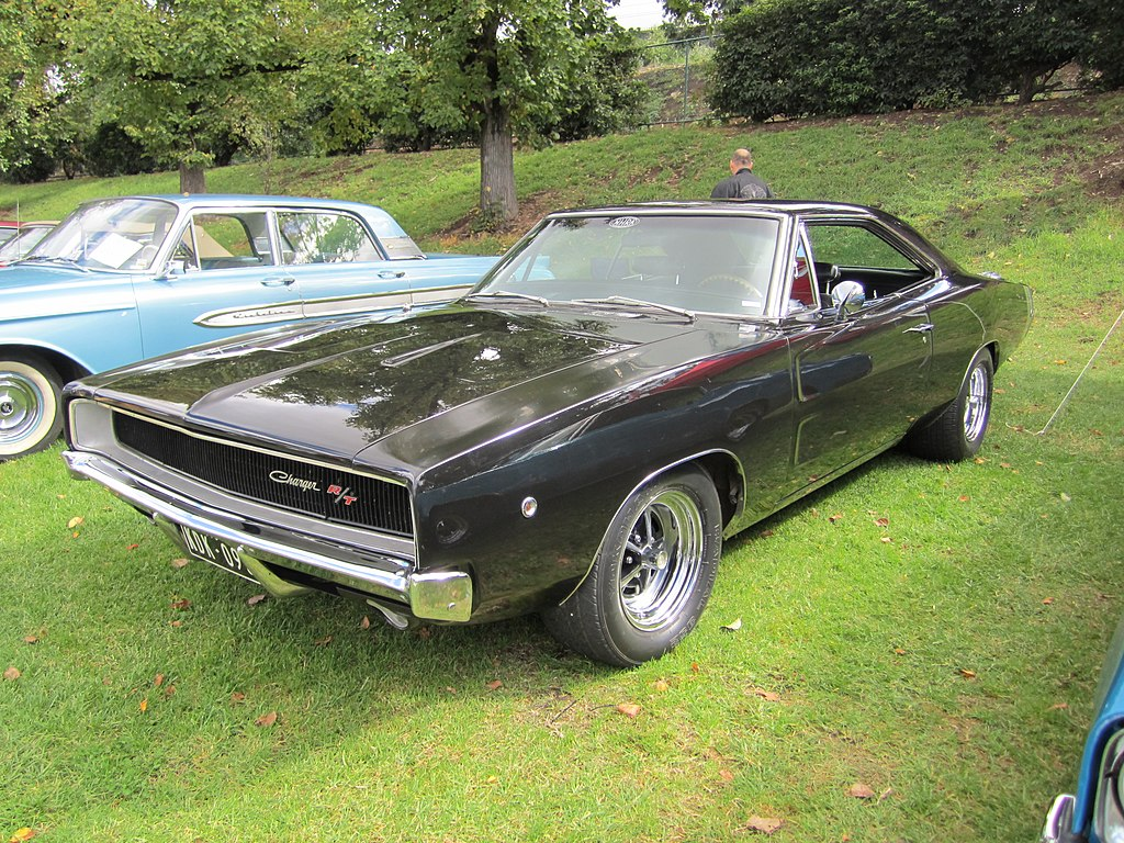 File 1968 Dodge Charger Rt Jpg Wikimedia Commons