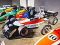 1974 Surtees TS16 Formule 1, Ford Cosworth 3000 DFV 8cyl, driver Jochen Mass pic2.jpg
