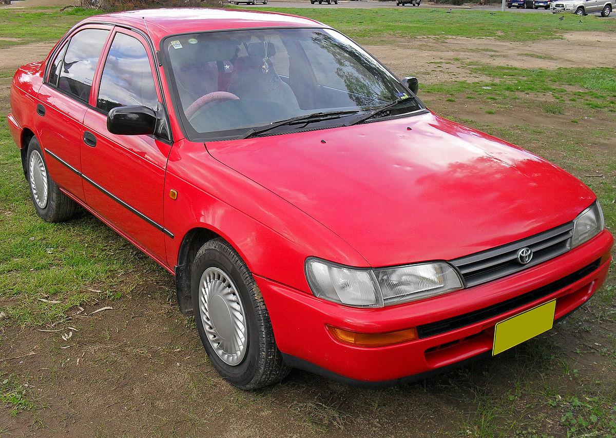 Kelebihan Kekurangan Toyota Corolla 1996 Murah Berkualitas