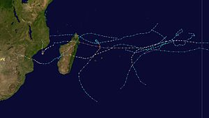 1999-2000 South-West Indian Ocean cyclone season summary.jpg