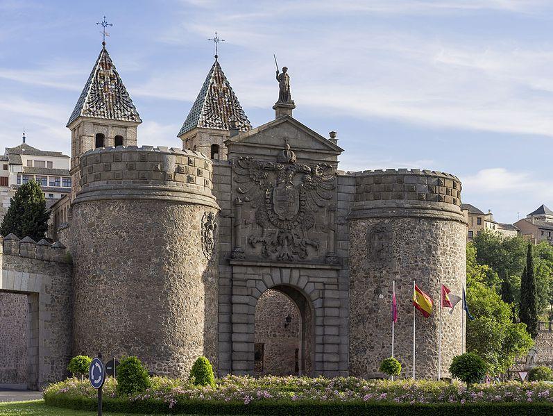 Archivo:1 Puerta de Bisagra toledo 2014 (cropped).jpg