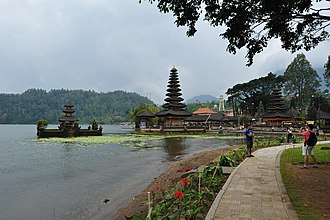 Hinduism in Indonesia - One of many Hindu temples in Bali